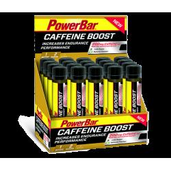 Caffeine Boost PowerBar shot di caffeina da consumare prima e durante l'attività fisica