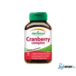 Cranberry Complex Jamieson a base di succo di mirtillo rosso