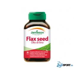 Flax Seed Olio Di Lino Jamieson