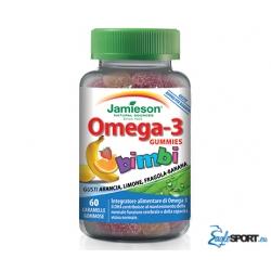 Omega 3 gummies bambini Jamieson