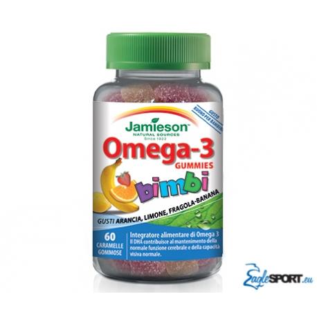 jamieson omega 3  Omega 3 Gummies per bambini Jamieson