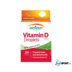 Vitamina D in gocce Jamieson