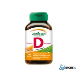 Vitamina D masticabile Jamieson