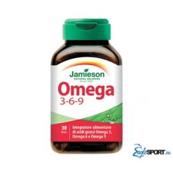 Omega 3 complete 1000 mg Jamieson