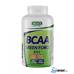 BCAA Green force - WHYnature