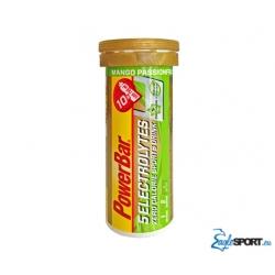 5 Electrolytes Powerbar, sali minerali senza la componente energetica e quindi privi di calorie
