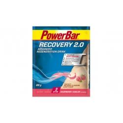 PowerBar Recovery 2.0, miscela proteica per il recupero muscolare post allenamento