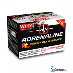 Adrenaline Preworkout - WHYsport