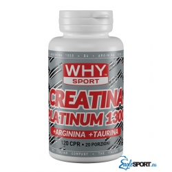 Creatina Platinum - WHYsport