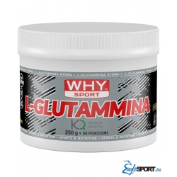 L-Glutammina Kyowa - WHYsport