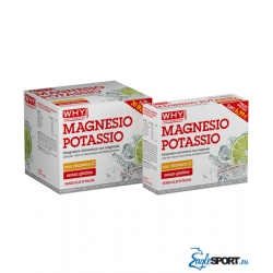 Magnesio Potassio - WHYsport
