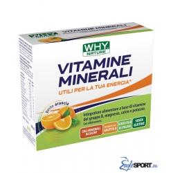Vitamine e Minerali - WHYnature