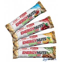 Energy Nuts - WHYsport