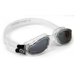 Occhialini Aqua Sphere Kaiman Clear. Il primo occhialino con lenti curve che garantisce una visione a 180°.